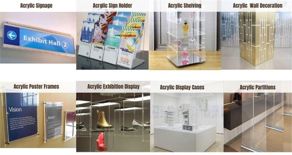 Acrylic-Exhibit-Trade Show