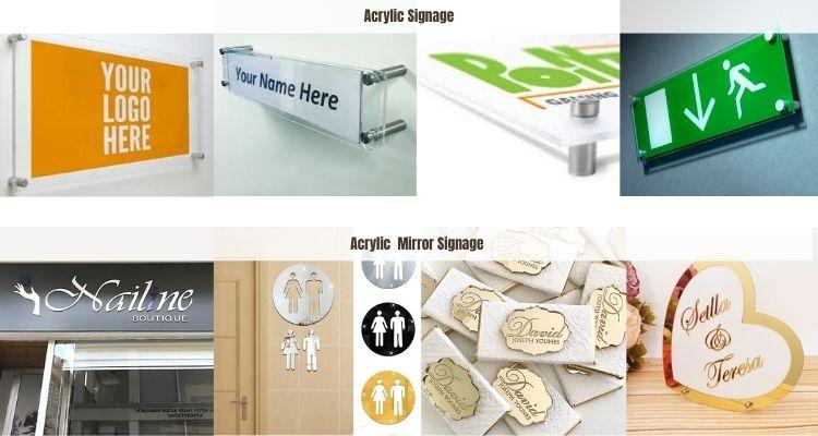 Acrylic-Signs