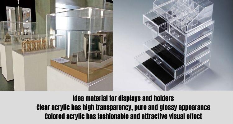 Acrylic-display