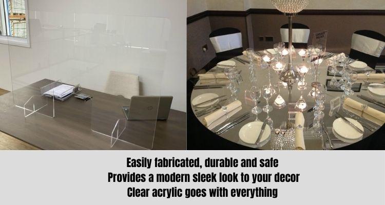 Acrylic-furnishing